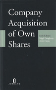 Cover of Company Acquisition of Own Shares