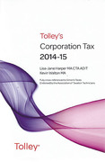 Cover of Tolley's Corporation Tax 2014-15