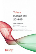 Cover of Tolley's Income Tax 2014-15