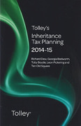 Cover of Tolley's Inheritance Tax Planning 2014-15