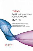 Cover of Tolley's National Insurance Contributions 2014-15