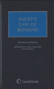 Cover of Paget's Law of Banking