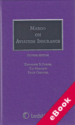 Cover of Margo on Aviation Insurance (eBook)