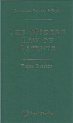 Cover of The Modern Law of Patents
