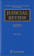 Cover of Supperstone, Goudie and Walker: Judicial Review