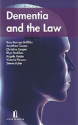 Cover of Dementia and the Law