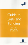Cover of APIL Guide to Costs and Funding