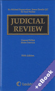 Cover of Supperstone, Goudie and Walker: Judicial Review (Book & eBook Pack)