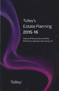 Cover of Tolley's Estate Planning 2015-16