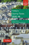 Cover of Tolley's Stamp Taxes 2015-16