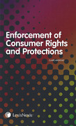 Cover of Enforcement of Consumer Rights and Protections