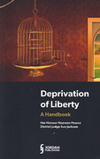 Cover of Deprivation of Liberty: A Handbook