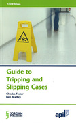 Cover of APIL Guide to Tripping and Slipping Cases