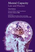 Cover of Mental Capacity: Law and Practice