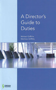 Cover of A Director's Guide to Duties