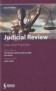 Cover of Judicial Review: Law and Practice