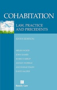 Cover of Cohabitation: Law, Practice and Precedents