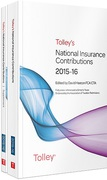 Cover of Tolley's National Insurance Contributions 2015-16 + Supplement Set