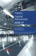 Cover of Tolley's Capital Allowances 2016-17