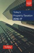 Cover of Tolley's Property Taxation 2016-17