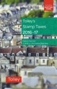 Cover of Tolley's Stamp Taxes 2016-17