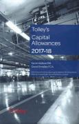 Cover of Tolley's Capital Allowances 2017-18