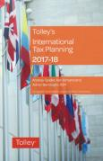 Cover of Tolley's International Tax Planning 2017-18
