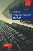Cover of Tolley's Property Taxation 2017-18