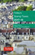 Cover of Tolley's Stamp Taxes 2017-18