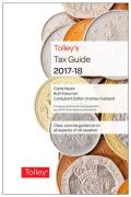 Cover of Tolley's Tax Guide 2017-18