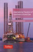Cover of Tolley's International Taxation of Upstream Oil and Gas