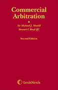 Cover of Commercial Arbitration