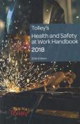 Cover of Tolley's Health and Safety at Work Handbook 2018