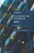 Cover of Tolley's Company Law Handbook 2017