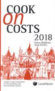 Cover of Cook on Costs 2018