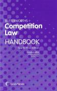 Cover of Butterworths Competition Law Handbook 2017