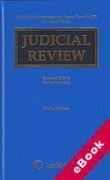Cover of Supperstone, Goudie and Walker: Judicial Review (eBook)