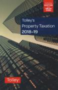 Cover of Tolley's Property Taxation 2018-19
