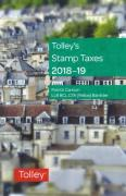 Cover of Tolley's Stamp Taxes 2018-19