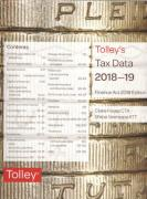 Cover of Tolley's Tax Data 2018-19: Finance Act edition