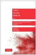 Cover of Tolley's Taxwise 2018-19: Part II