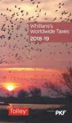 Cover of Whillans's Worldwide Taxes 2018-19