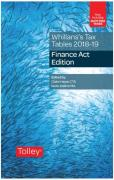 Cover of Whillans's Tax Tables 2018-19: Finance Act 2018 Edition