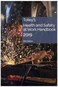 Cover of Tolley's Health and Safety at Work Handbook 2019