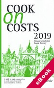 Cover of Cook on Costs 2019 (eBook)