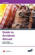 Cover of APIL Guide to Accidents Abroad