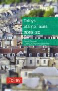 Cover of Tolley's Stamp Taxes 2019-20