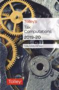 Cover of Tolley's Tax Computations 2019-20