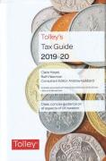 Cover of Tolley's Tax Guide 2019-20