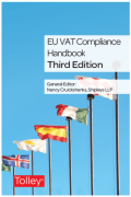Cover of EU VAT Compliance Handbook